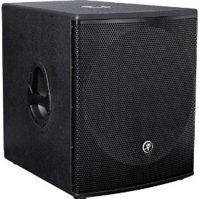 Mackie SRM1801 18-inch 1000W Powered Subwoofer