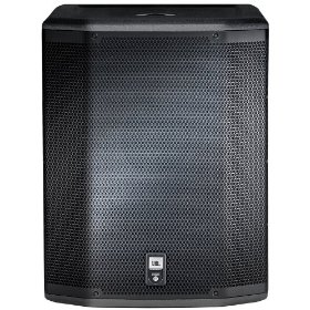 JBL PRX618S 18-inch 600-Watt Portable Powered Subwoofer, Single Speaker