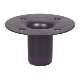 Penn-Elcom M1552 Speaker Mounting Top Hat Steel For 1-1/2