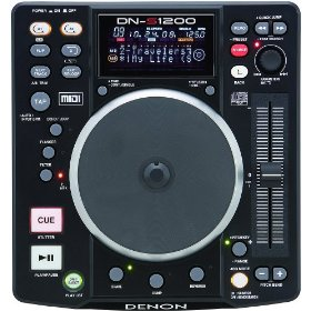 Denon DNS1200 USB DJ CD Player