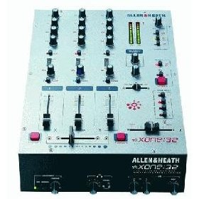Allen & Heath Xone32 Mixer