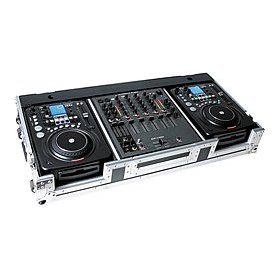 American Audio ELEV8-FX DJ CD and Mixer System