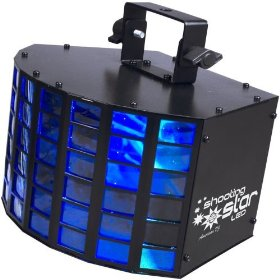 American DJ Shooting Star LED Led Powered Effect Light