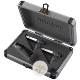 Ortofon Concorde Pro Twin Pack - 2 x DJ Cartridges each fitted with stylus