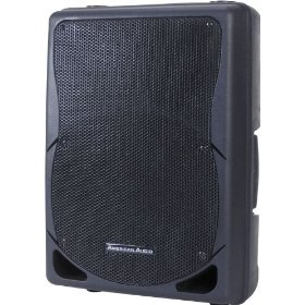 American Audio XSP 10A 10 Inch Powered Speaker