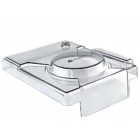 Decksaver Protective Cover for Pioneer CDJ-400 (Clear)