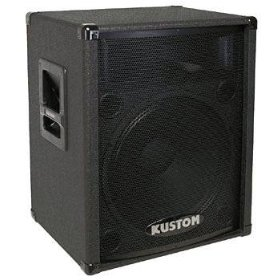 Kustom KSC Series Speaker Enclosure, 15