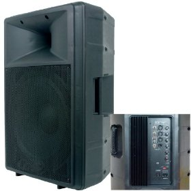 American Audio DLS-15P Powered PA Speaker