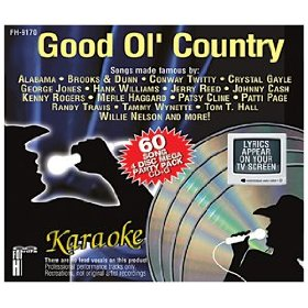 Forever Hits 9170 Good Ol' Country (4 Discs 60 Songs)