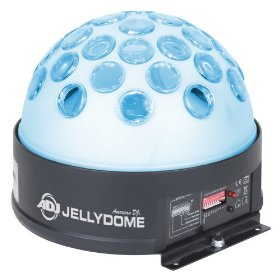American DJ Supply Jelly Dome LED Lighting
