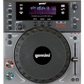 Gemini CDJ-600 Professional CD Player