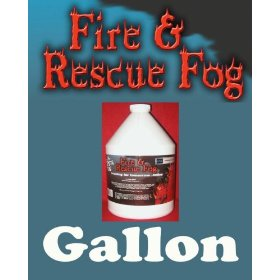 Fire and Rescue Fog Smoke Fluid Juice - Gallon