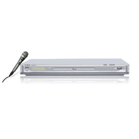 IView MP3+G Karaoke Machine + 1 Microphone Progressive Scan DVD Player 110 220 Volts PAL NTSC