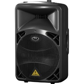 Behringer EurOlive B315A Processor-Controlled 400-Watt 2-Way Pa Speaker System with 15 Woofer And 1.75 Titanium Compression Driver