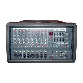 Pyle PMX804 8-Channel Professional Powered PA Mixer/Amplifier