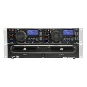 Gemini CDX-2400 Rackmount Dual CD Player, ¹