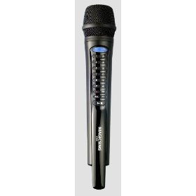 Magic Sing ET9000S Spanish Wireless Multiplex Karaoke Microphone 2009 Edition