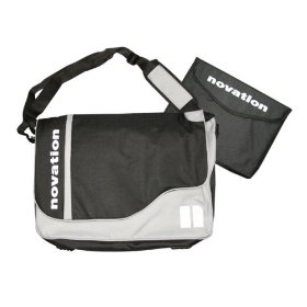 Novation Laptop Bag Soft Carry Bag for 2-Octave 25-Key Novation Keyboard and Laptop