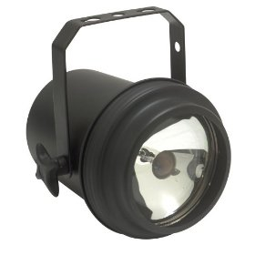 American DJ Pl-1001ETL ETL Approved Par 36 Pinspot With Lamp