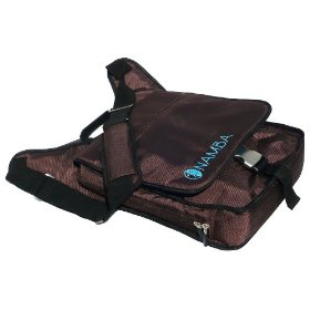 Namba Gear Kava Laptop Studio Bag, High Performance Bag for Musicians & DJs, in Mayan Brown, KLS-BN