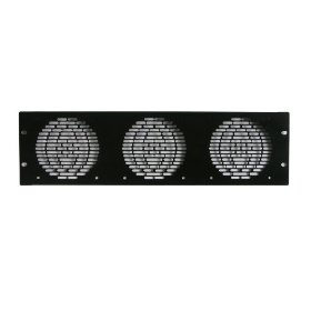 Odyssey AFP03 3 Space Fan Panel For 3 Afan45's Rack Accessory