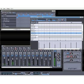 Pro Music Mp3 Audio Dj Mixing Mixer Recording Software