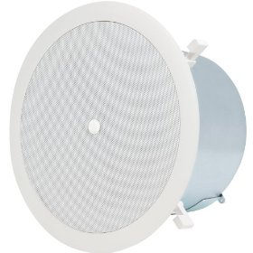 Atlas Sound FAP62T Ceiling Speaker, 6
