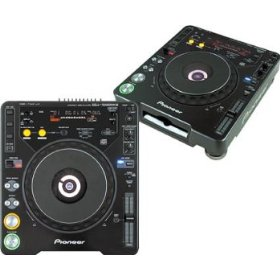 Pioneer CDJ1000MK2 Digital Vinyl Turntable CD Player