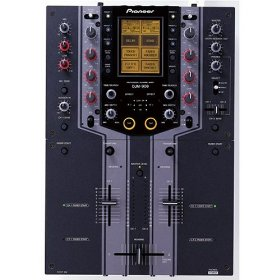 Pioneer DJM909 2-Channel Professional DJ Mixer
