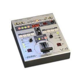 V-4 Video Mixer with Effects