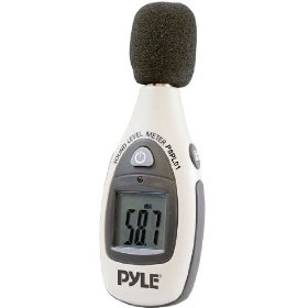 Pyle PSPL01 Mini Digital Sound Level Meter