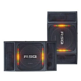 RSQ VA400 3-Way 350 Watt Speakers (PAIR)