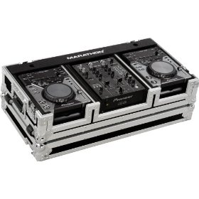 Marathon MA-CDJ10W Flight Ready Case