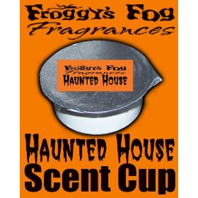 Froggys Scent Cups for Scent Distribution Box Scent: Haunted House