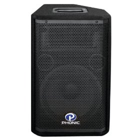 Phonic Impression 12 Plus 12'' 500W 2-Way Stage/Floor Monitor Speaker