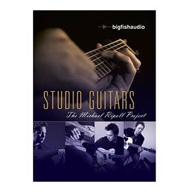 Studio Guitars: The Michael Ripoll Project