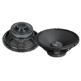 Pyle-Pro - 12'' 900 Watt Professional 8 OHM Replacement Subwoofer