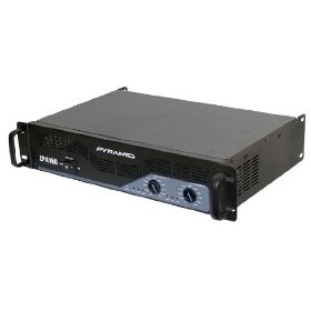 Pyramid - 1000 Watts Stereo Power Amplifier - ZPA100