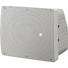 TOA HS-1500WT Coaxial Array Speaker 15 Inch Cone Woofer LF Driver, High Quality Sound, White