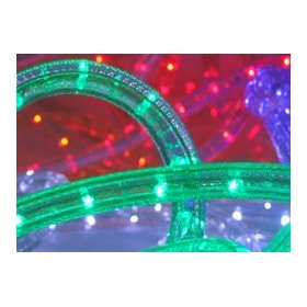 Green 80 FT 110V-120V LED Rope light Kit, 1.0