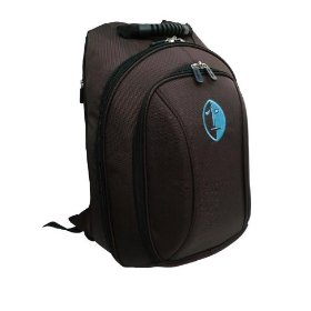 Namba Gear Lil Namba Remix Backpack, High Performance Backpack for Musicians & DJs, in Mayan Brown, LN15-BN