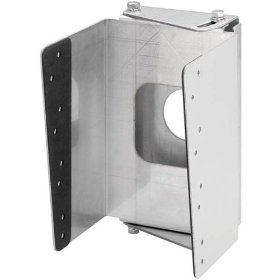 TOA SR-TB4WP Wall Tilt Bracket Mounts SR-S4L SR-S4S Line Array Speakers Indoor Speaker Bracket