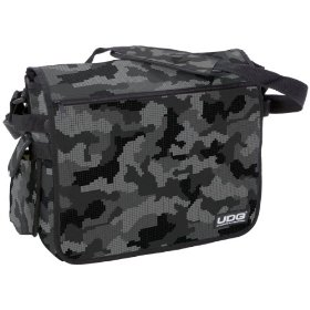 UDG Courier Bag - Digital Camo Grey