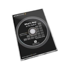 What's New In Pro Tools 8? (Tutorial DVD)