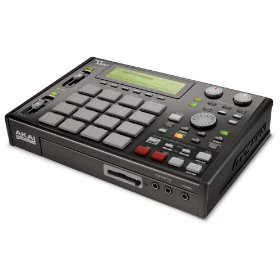 Akai MPC 1000 MIDI Production Center Sampler, Black