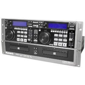 Brand NEW Numark Cdn88 Mp3 Rack Mount Dj Dual Cd/mp3 Player w/ Scratching, Beetkeeping Technology, Seemless Looping, Pitch Control, and Mixing Abilities, and All the Latest Features