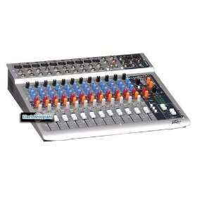 Peavey Pv14 14 Channel Pro Dj Mixer Console