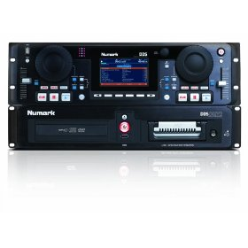 Numark DDS 80 Professional DJ CD Player