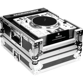Marathon Case For Large Format CD / Digital Turntables