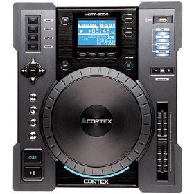 Cortex HDTT-5000 Digitial Music Turntable Controller, Grey